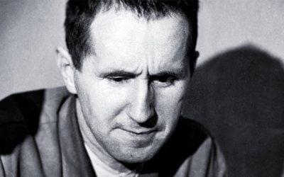 Bertolt Brecht: La herida de Sócrates
