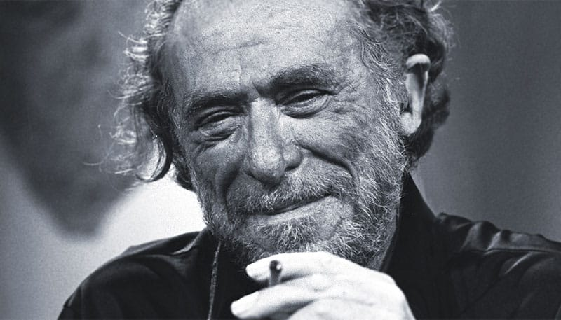 Charles Bukowski: Quince centímetros
