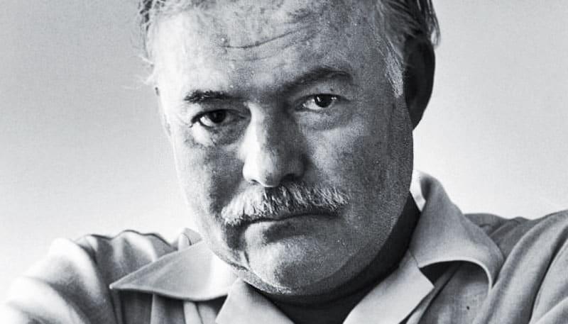 Ernest Hemingway: Gato bajo la lluvia