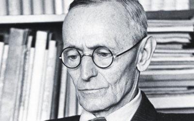 Hermann Hesse: El caballero sobre el hielo