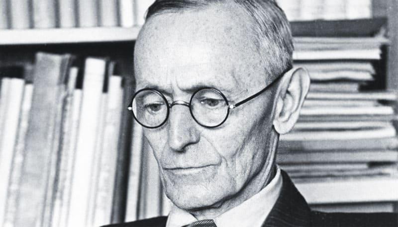 Hermann Hesse: El trato con los libros