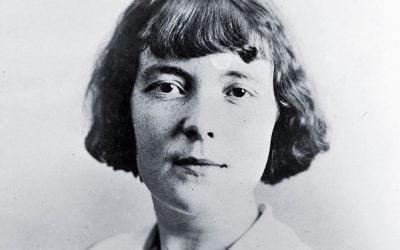 Katherine Mansfield: En la bahía
