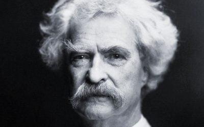 Mark Twain: La decadencia del arte de mentir