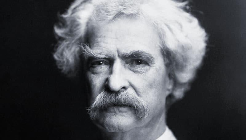 Mark Twain: Las cartas de Satán desde la Tierra