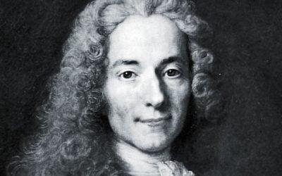 Voltaire: El mozo de cuerda tuerto