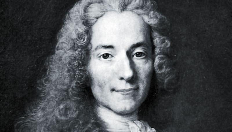 Voltaire: Cosi-Sancta