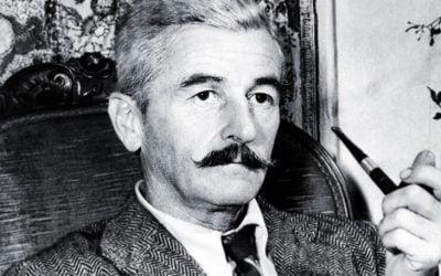 William Faulkner: Incendiar establos