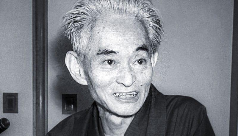 Yasunari Kawabata: La frágil vasija