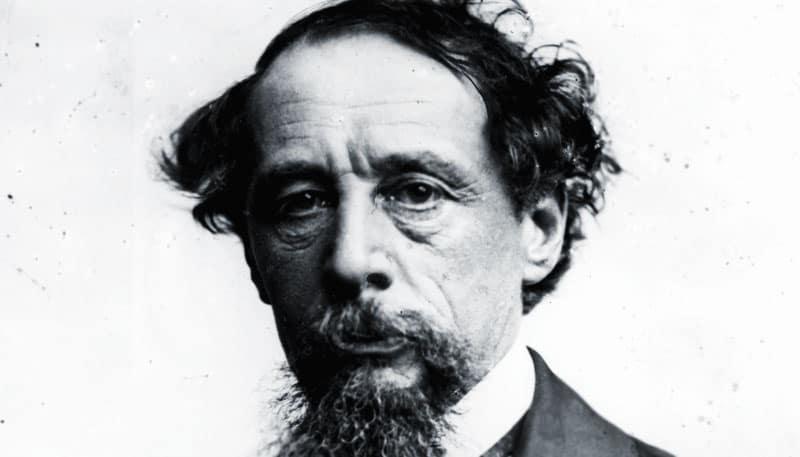 Charles Dickens: El auxiliar de la parroquia. Un cuento de amor verdadero