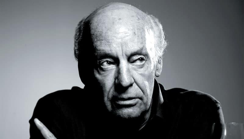 Eduardo Galeano: Una casa de palabras para Julio Cortázar