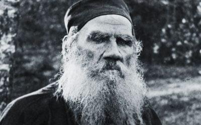 Lev Tolstói: Los tres staretzi