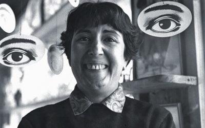 Margarita Aguirre: Los muertos de la plaza