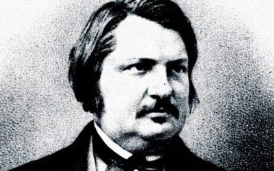Honoré de Balzac: El elixir de larga vida