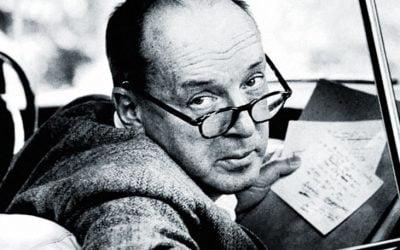 Vladimir Nabokov: Signos y símbolos
