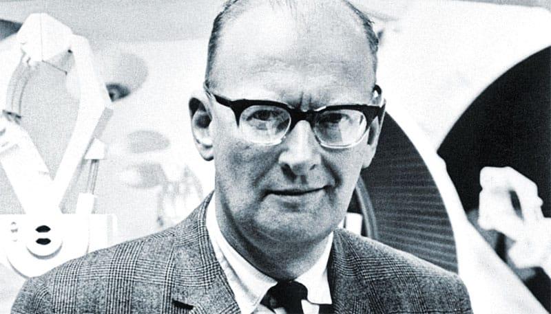 Arthur C. Clarke: Los nueve mil millones de nombres de Dios