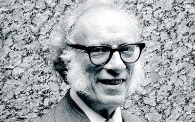 Isaac Asimov: La última pregunta