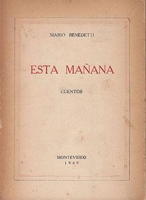 Esta mañana (Mario Benedetti)