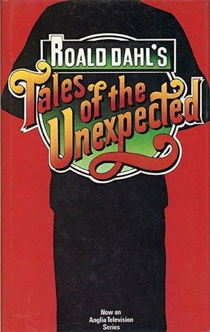 Relatos de lo inesperado (Roald Dahl) Portada primera edición en inglés.