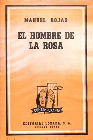 El hombre de la rosa (Manuel Rojas)