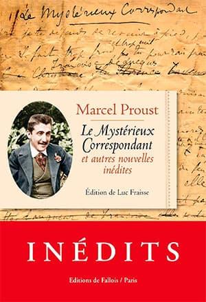 El remitente misterioso y otros relatos inéditos (Marcel Proust) Francia